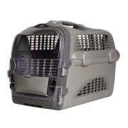 Catit Transportbox Cabrio Silber