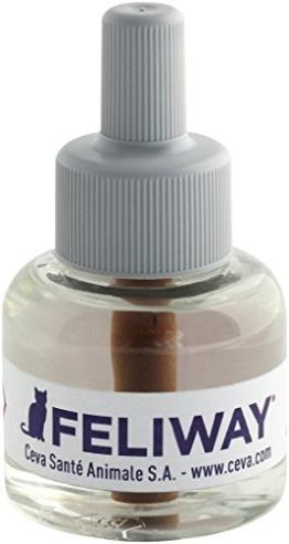 FELIWAY 1 Monats-Nachfüllflakon 48ml für Ihren Feliway Zerstäuber - 1