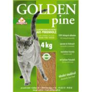 Golden Pine Katzenstreu aus Pinienholz 4kg