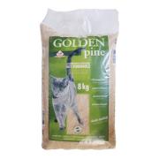 Golden Pine Katzenstreu aus Pinienholz 8kg