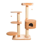 MORE FOR CATS Kratzbaum Felina Beige