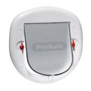 PetSafe Katzenklappe 4-Wege Weiß