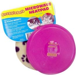 SnuggleSafe Wärmeplatte mit Fleecebezug, kabellos (farblich sortiert) - 1